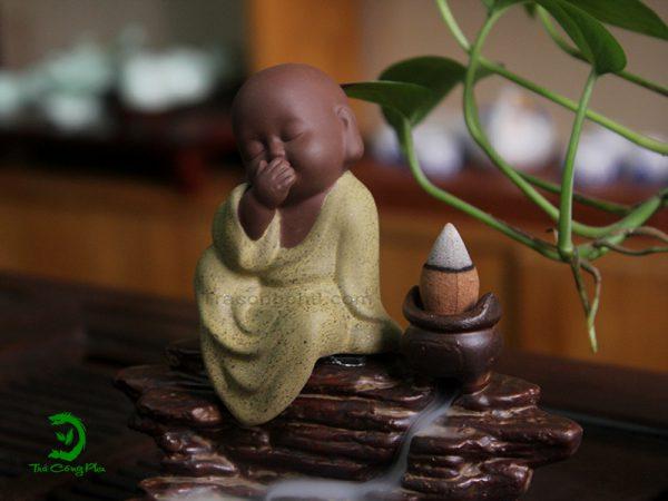 Thác khói trầm hương – tích Bất Ngôn