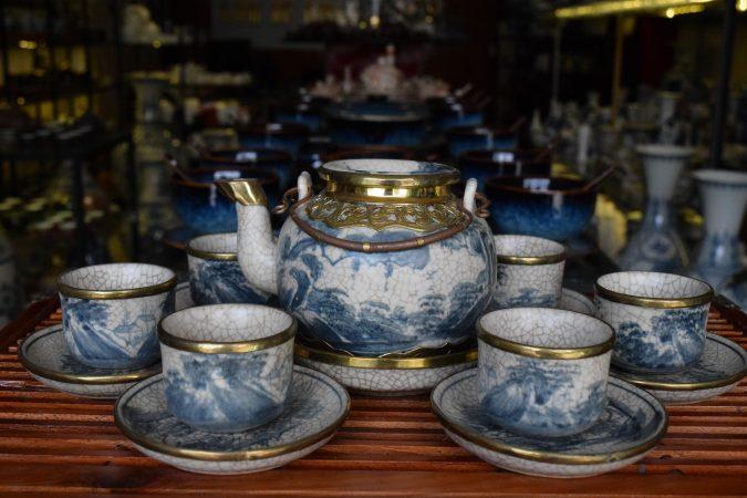 Đại lý cửa hàng gốm sứ bát tràng tại Ninh Thuận