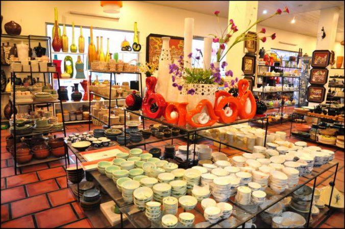 Đại lý cửa hàng gốm sứ bát tràng tại Quảng Ngãi