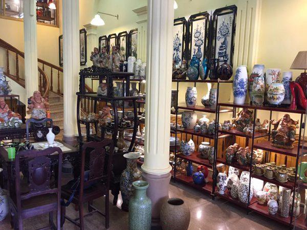 Đại lý cửa hàng gốm sứ bát tràng tại Quảng Nam
