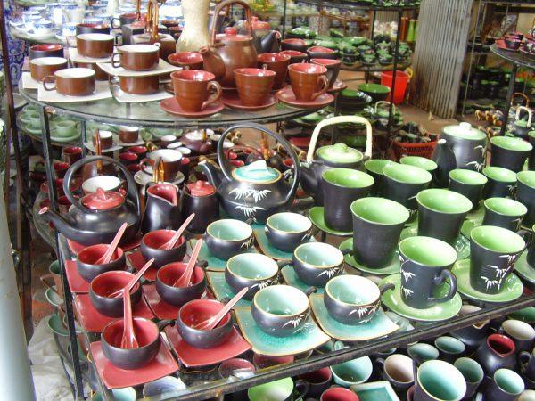 Đại lý cửa hàng gốm sứ bát tràng tại Trà Vinh