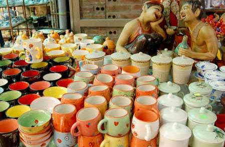 Đại lý cửa hàng gốm sứ bát tràng tại Thanh Hóa