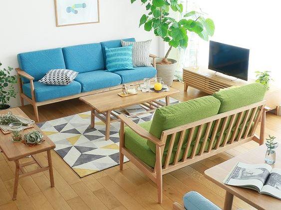 Lựa chọn bàn sofa gỗ công nghiệp như thế nào cho hợp lý?