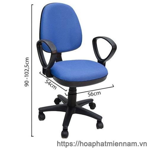ghế xoay nhân viên sg550