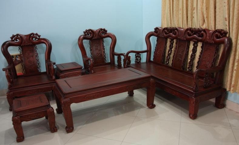 bàn ghế gỗ cũ thanh lý TpHCM